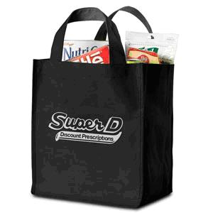 Eco Grocery Tote Bag