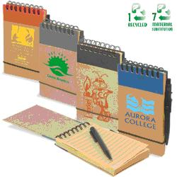 New Eco Jotter with Pen
